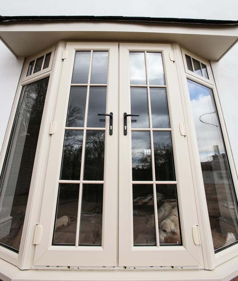 French taunton windows for Upvc french doors inward opening