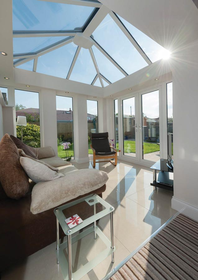 Loggia And Livinroof Taunton Windows