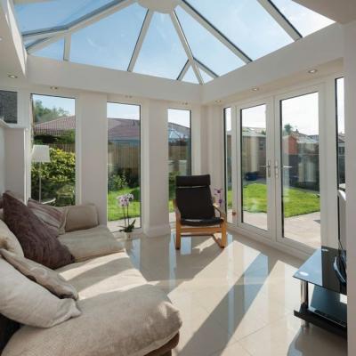 Loggia interior conservatory